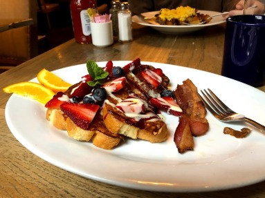 French Toast at The New Public House